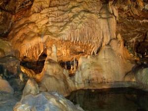 Grotten zijn het geheim van de Ardennen