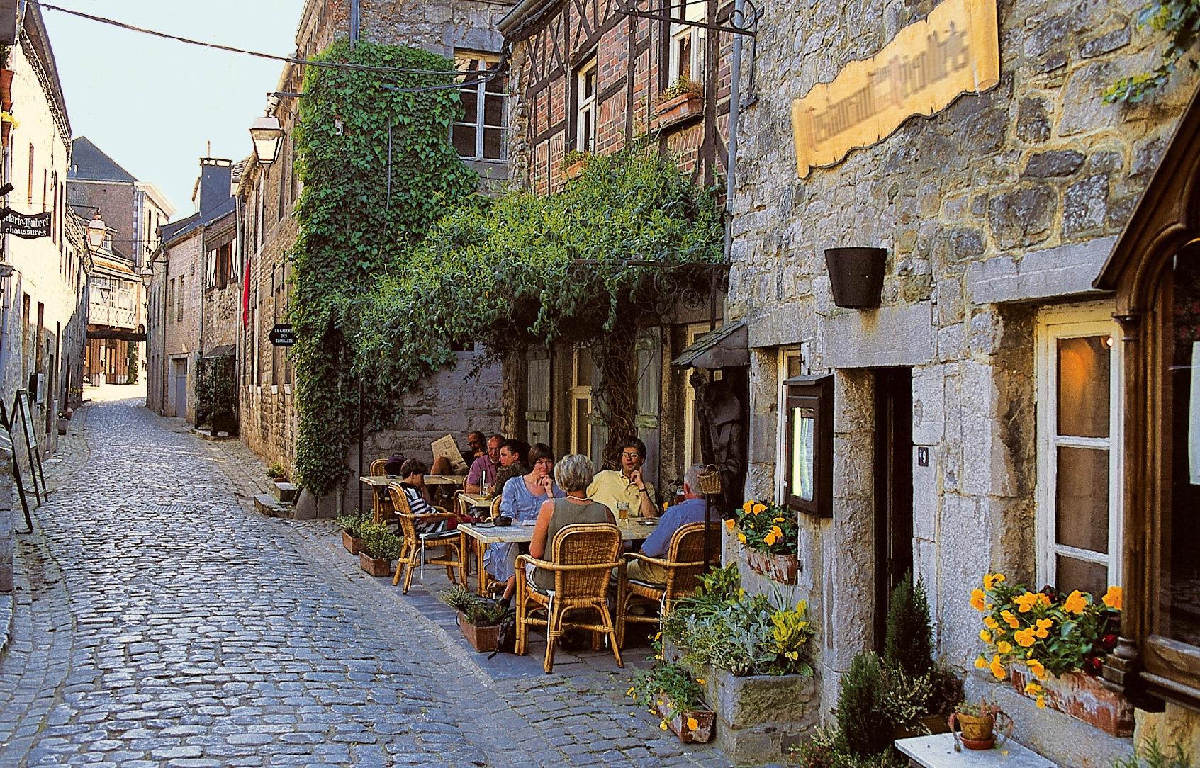 Durbuy het kleinste stadje van de Ardennen - Chalet Durbuy XL