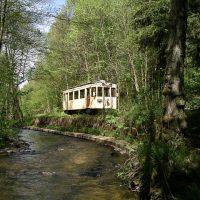 Uittip- Toeristische Tram van Aisne door de Ardeense natuur