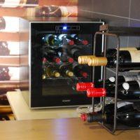 Wijnbar in Chalet Durbuy XL
